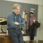 Roger Allam in rehearsal for Seminar © Alastair Muir