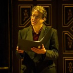 Roger Allam reading the works of D.H. Lawrence © Richard Hubert Smith
