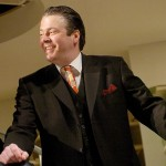 Roger Allam as Willy Brandt in Democracy © Geraint Lewis