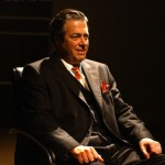 Roger Allam as Willy Brandt in Democracy © Robbie Jack
