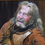 Falstaff by Colin Dadswell - Deviantart: huckerback6 (reference photo by John Haynes)