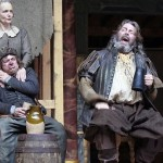 A second 'Best Actor' Olivier Award came for his Falstaff at The Globe