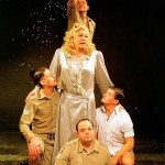 An Olivier Award winning performance as Terri Dennis in 2001