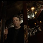 Roger Allam pub photoshoot © Colin Hattersley