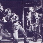 Roger Allam as Mercutio © Royal Shakespeare Company
