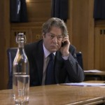 Roger Allam as Peter Mannion in The Thick of It