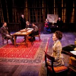 Cast of Uncle Vanya © Chichester Festival Theatre