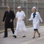 Roger Allam, Demir Leydi, Meryl Streep and Nicholas Farrell