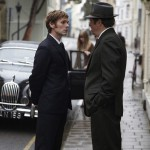 Shaun Evans as Endeavour Morse and Roger Allam as Fred Thursday © Allocine