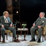 Roger Allam and Paul Jesson in The Moderate Soprano © Hampstead Theatre / Manuel Harlan