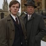 Shaun Evans as Endeavour Morse and Roger Allam as Fred Thursday © The Sun