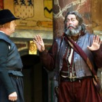 Roger Allam as Falstaff in Henry IV Part II © Globe Player