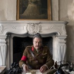 Roger Allam as General Campion © Architectural Digest