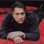 Roger Allam promo shot for What The Night Is For, 2002 © The Times