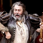 Roger Allam as Falstaff in Henry IV Part I © The Times
