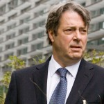 Roger Allam as Peter Mannion in The Thick of It © BBC America