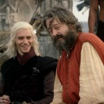 Harry Lloyd and Roger Allam © HBO