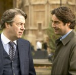Roger Allam and Nathaniel Parker © BBC One
