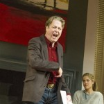 Roger Allam and Charity Wakefield in Seminar © Rex Features via AP Images