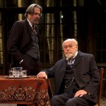 Roger Allam and Timothy West in Uncle Vanya © Pete Jones / ArenaPal
