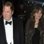 Roger Allam and Rebecca Saire attend the Evening Standard Theatre Awards at The Savoy Hotel, 2013 © Ben A. Prunchnie