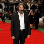 Roger Allam arrives at the UK premiere of Tamara Drewe © Chris Jackson