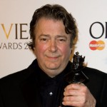 Roger Allam wins the 'Best Actor' Olivier Award for Henry IV, 2011 © Olivier Awards