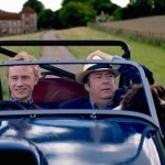 Dean Ridge and Roger Allam in The Hippopotamus © Screendaily 2015