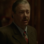 Roger Allam as Stan in A Royal Night Out © Ecosse Films 2015