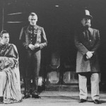 Pennie Downie, Roger Allam, Cliff Burnett, Donald McKillop and Amanda Root in A Midsummer Night's Dream © RSC 1983