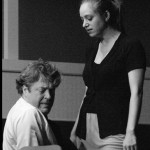 Roger Allam as Ray and Jodhi May as Una in Blackbird, 2006
