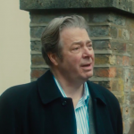Roger Allam, Alex Jennings and Deborah Finlay in The Lady in the Van © BBC Films