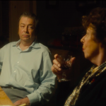 in Roger Allam and Francis de la Tour in The Lady in the Van © BBC Films