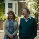Alex Jennings, Deborah Findlay and Roger Allam in The Lady in the Van © BBC Films