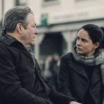 Roger Allam and Laura Fraser in The Missing © BBC 2016