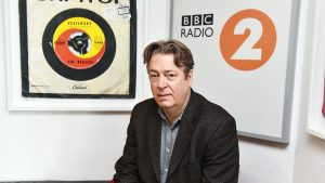 Roger Allam chats about The Hippopotamus on Steve Wright in the Afternoon © BBC Radio 2, 2017