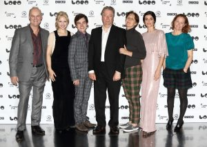 Cast the UK premiere of The Hippopotamus (LOCO London Comedy Film Festival) © WENN.com, 2017