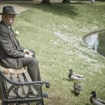 Roger Allam as DI Fred Thursday in Endeavour © ITV