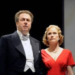 Roger Allam as Max Reinhardt and Abigail Cruttenden as Helen Thimig