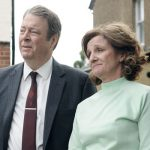 Roger Allam and Caroline o'Neill as Fred and Win Thursday in Endeavour © Mammothscreen 2018