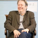 Roger Allam in rehearsal for The Moderate Soprano at the Duke of York's Theatre © Johan Perrson, 2018