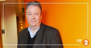 Roger Allam talks about The Moderate Soprano on Steve Wright in the Afternoon © BBC Radio 2, 2018