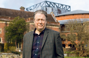 Roger Allam at Glyndebourne © Piers Foley 2018