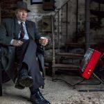 Roger Allam on the set of Endeavour VI © Dan Kleinman @ Third Eye Deer