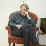 Roger Allam during rehearsals for Seminar © Alastair Muir