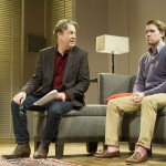 Roger Allam and Oliver Hembrough in Seminar © Alastair Muir
