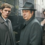 Shaun Evans, Roger Allam and Jack Laskey © ITV / Mammoth Screen Ltd