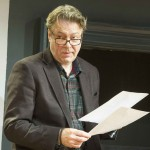 Roger Allam as Leonard in Seminar © Alastair Muir