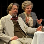 Roger Allam and Maggie Stead in Uncle Vanya © Pete Jones