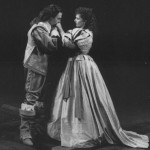 Roger Allam as Benedick and Susan Fleetwood as Beatrice © Royal Shakespeare Company